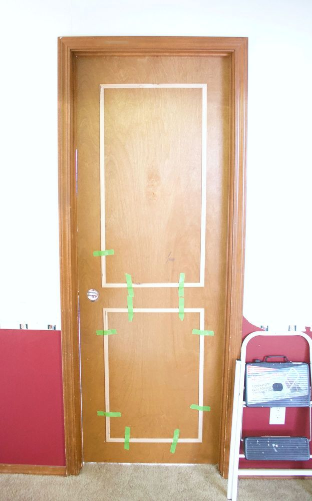 How To Update Interior Doors Diy With Images Diy Interior Doors Diy Door Doors Interior