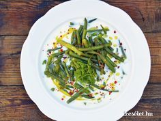 Zöldbab főzelék
