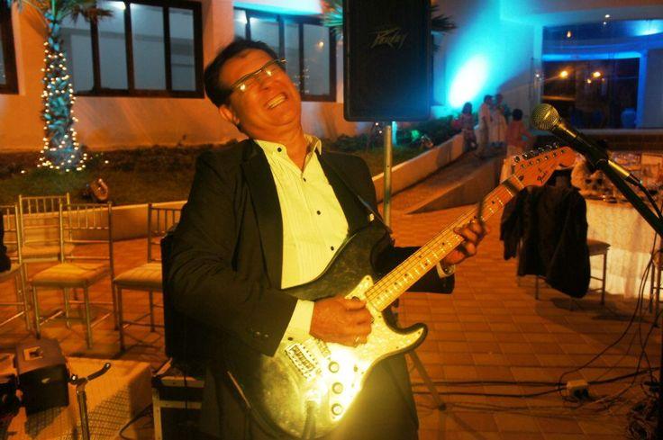 Daniel Mera, uno de los pioneros del rock manabita