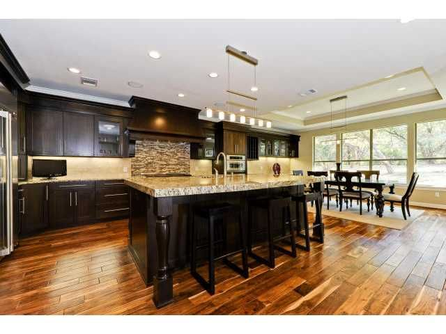 Image for wood floor in kitchen
