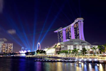 Singapore Night Sightseeing Tour with Singapore River Boat Cruise | Viator