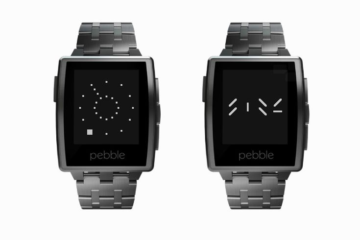 designer albert salamon and programmer michal zylinski have created 'TTMM', a watchface apps collection for the iPhone and android compatible timepiece.
