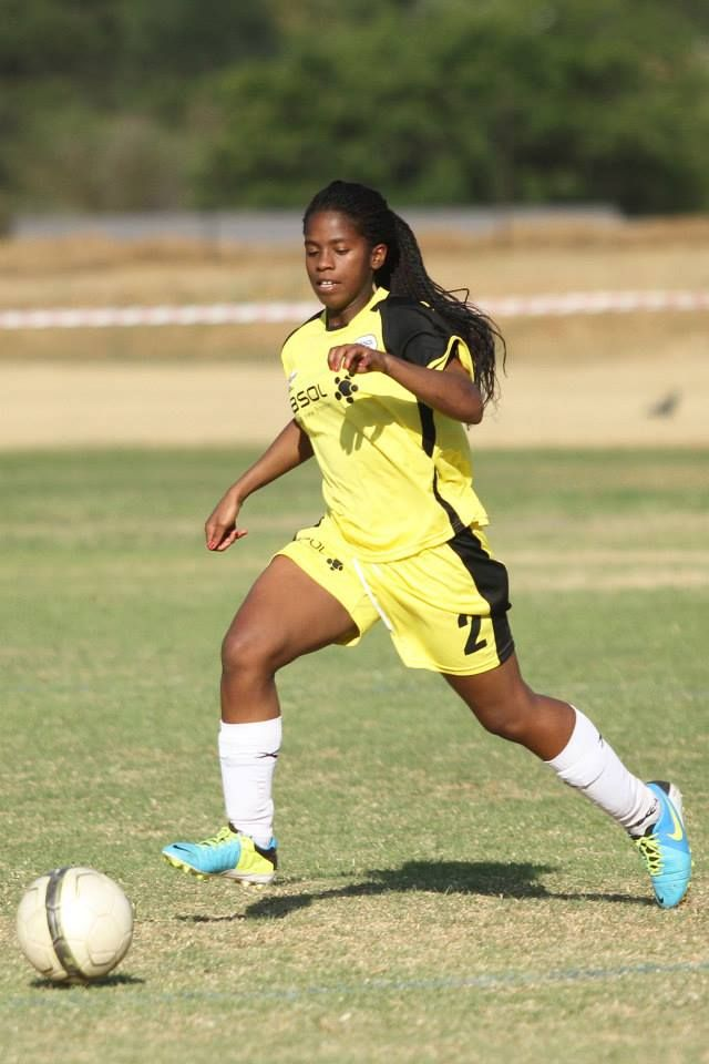 JVW Striker, Oct Player of the Month #Womensfootball