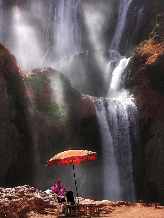 Ouzoud, Morocco: Beautiful Waterf, Beautiful Photo, Amazing Waterf, Favorite Places, Interesting Places To Visit, Amazing Places, Morocco, Beautiful Pictures, Natural