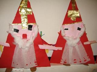 Thema Sinterklaas » Juf Sanne