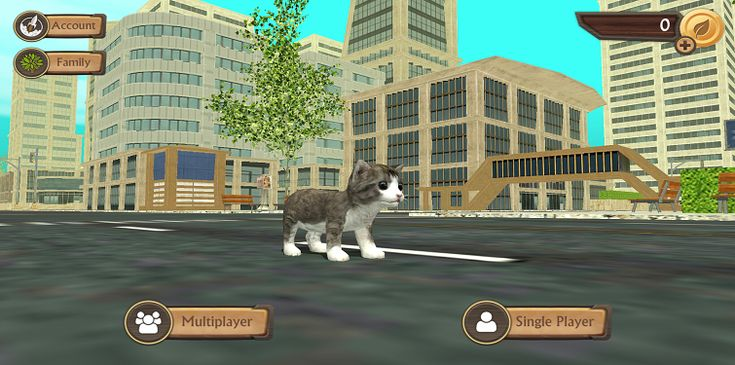 Cat Sim Online: Play with Cats Updated: New Clothing, New Colors and Minor Bug Fixes - http://appinformers.com/cat-sim-online-cheats-tips-guide/10958/