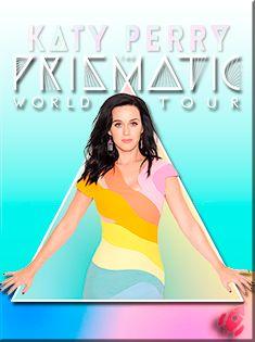 Katy Perry, Prismatic World Tour 2015  Lunes 16 de febrero 2015