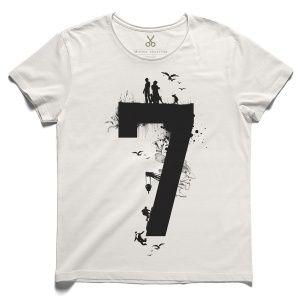 RAKAMI7 - Tişört