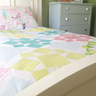On a Whim quilt pattern by @Camille Roskelley