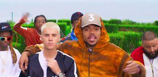 Billboard Hot 100 - Letras de Músicas - Sanderlei: I'm The One - DJ Khaled Featuring Justin Bieber, Quavo, Chance The Rapper & Lil Wayne