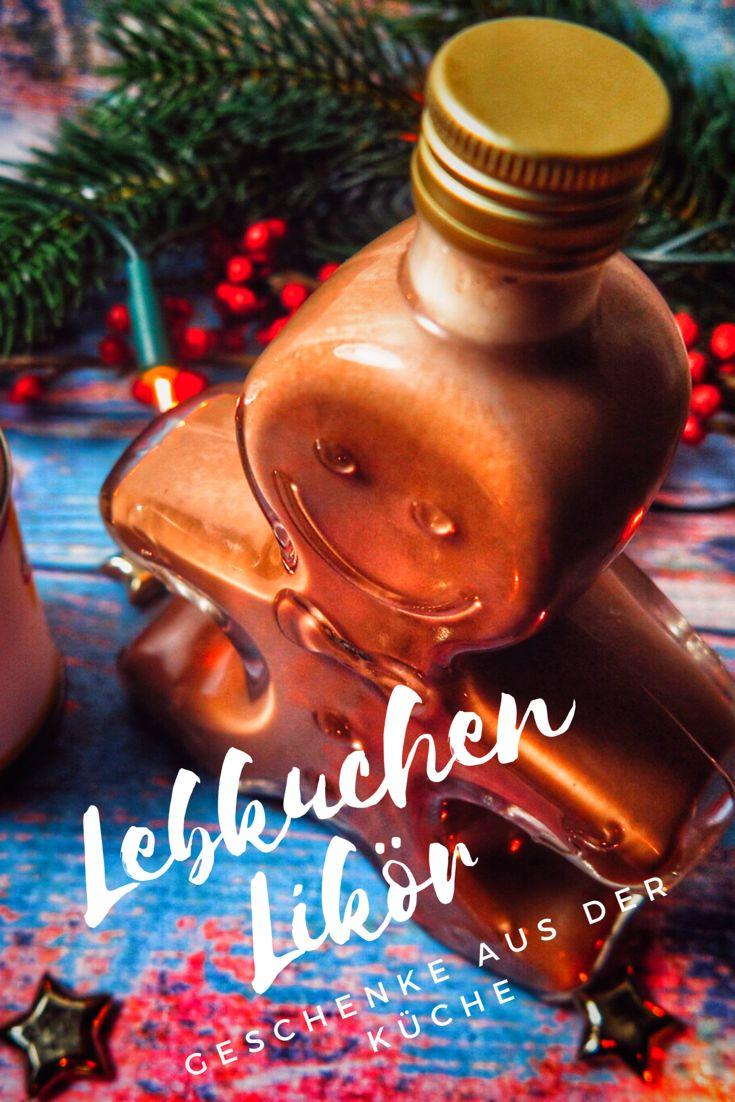 Ein Lebkuchenlikör ist nicht nur schnell gemacht, sondern auch himmlisch lecker. Jetzt selbermachen & Deinen Liebsten schenken! bluetenschimmern.com