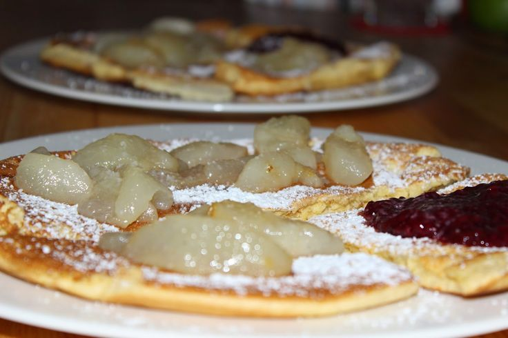 Fraszka & Kobieta Renesansu: Bezglutenowy puszysty omlet na słodko