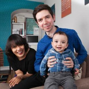 'I tried shared parental leave – and loved it'