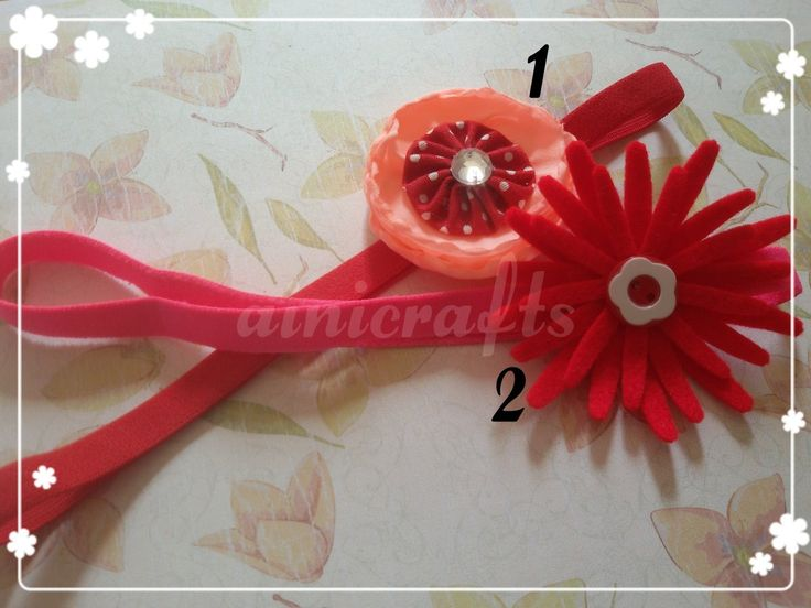 Jual Bandana Bayi Lovely Red - Aini Crafts   Tokopedia