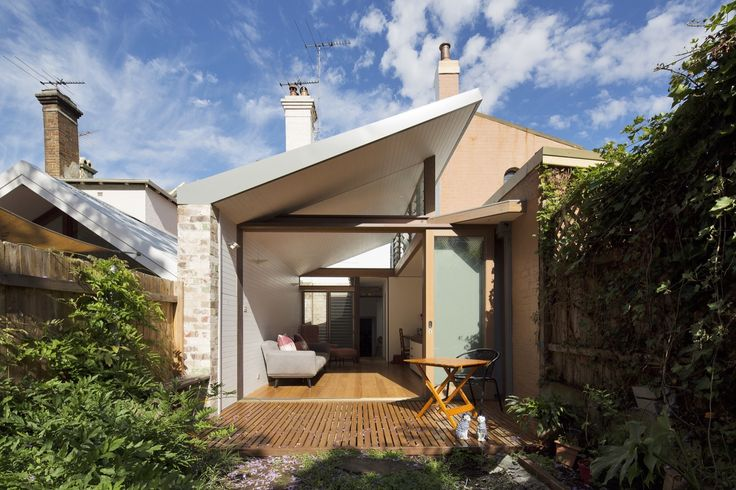 Gallery of Petersham Courtyard House / Adriano Pupilli Architects - 1