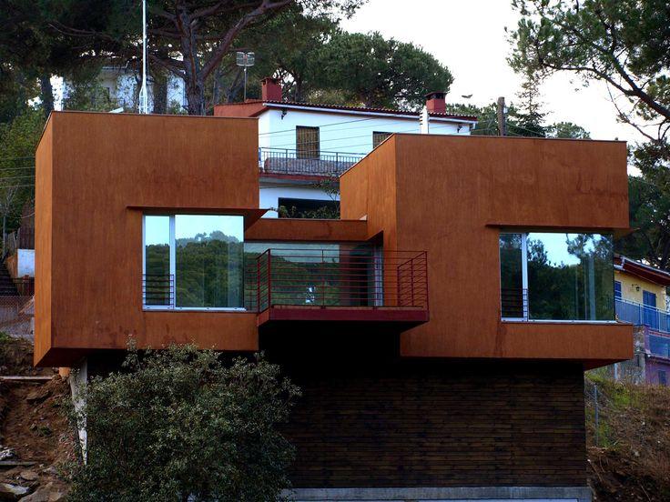Las 25 mejores ideas sobre combinaciones de colores for Exterior edificios