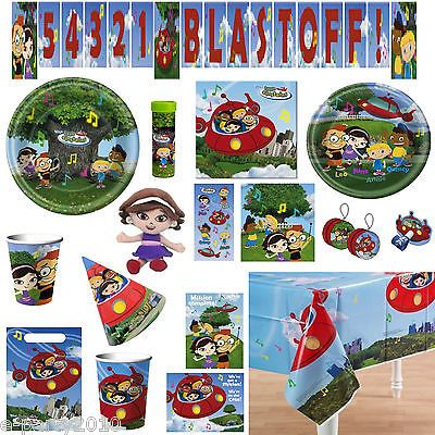 Disney LITTLE EINSTEINS Birthday PARTY Supplies ~ Create Your Own SET ~ U PICK!! in Home & Garden, Greeting Cards & Party Supply, Party Supplies | eBay