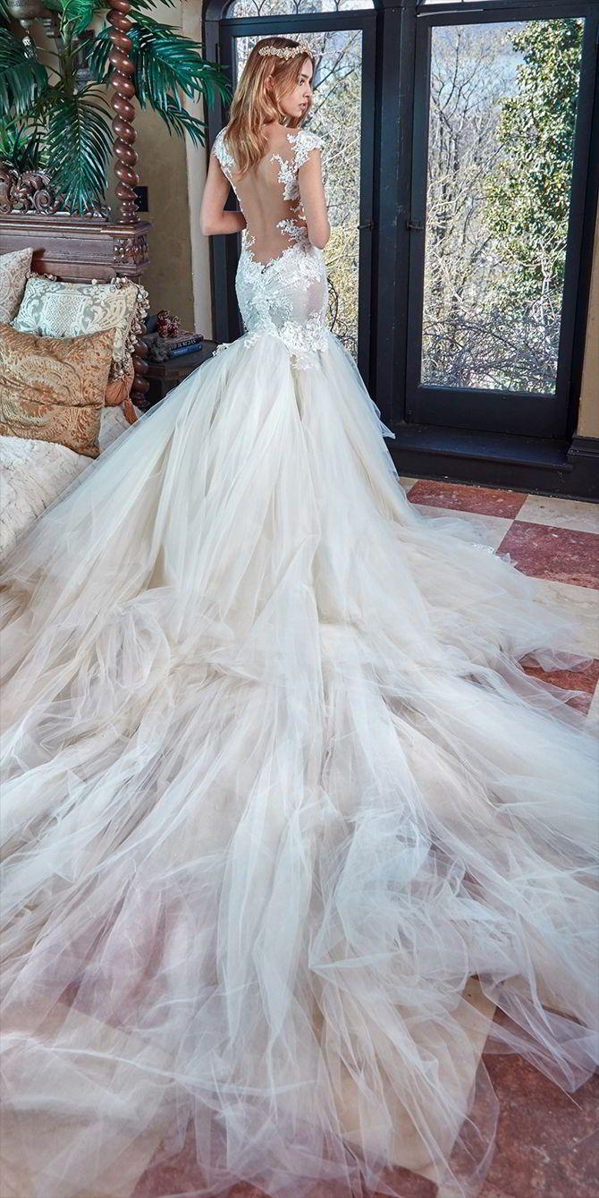 Color embroidered wedding dress   best Wedding dresses images on Pinterest  Princess fancy dress