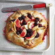 Blackberry and apple pie | Dessert recipes