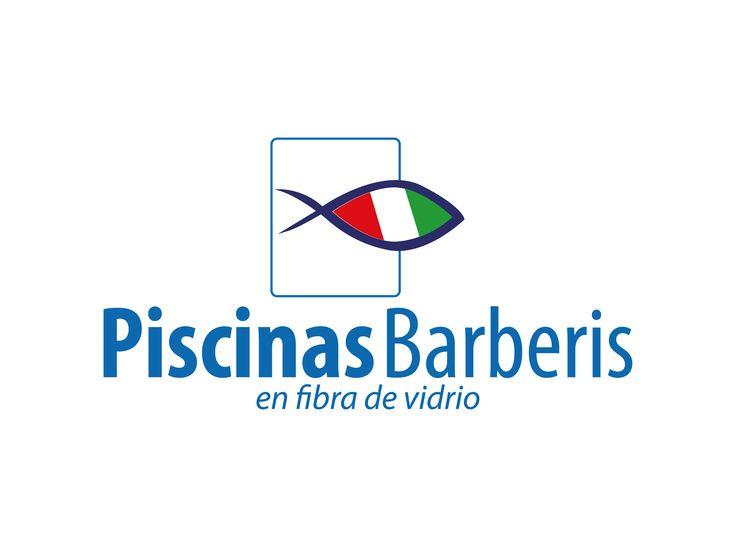 Cliente : Francisco Barberis. Empresa : Piscinas Barberis. Rubro : instalación de piscinas de fibra de vidrio a domicilio. Trabajo : Creación de logotipo y multiples trabajos. Software : Illustrator.