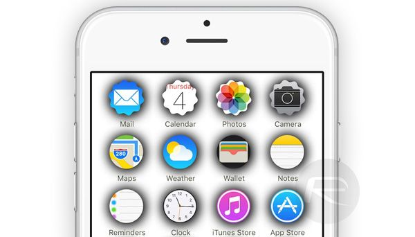 SpringToolz Lets You Customize iOS 10 Home Screen Icon Shapes And Shadows  #SpringToolzLetsYouCustomizeiOS10HomeScreenIconShapesAndShadows #news