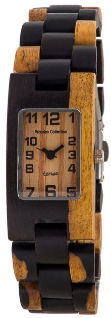 TENSE Watch: Slope -- The most comfortable watch on Earth! Made of natural solid Sandalwood. Model G8102DM ~ $135  See it at: http://tensewatch.com/store/unisex-c-30_37/slope-model-g8102dm-p-92.html