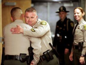 PIma County Sheriff's Law Enforcement Academy graduation
