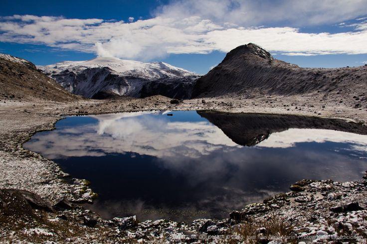 Parque Los Nevados Valle de Cocora - Eje Cafetero Trekking Andes Colombia