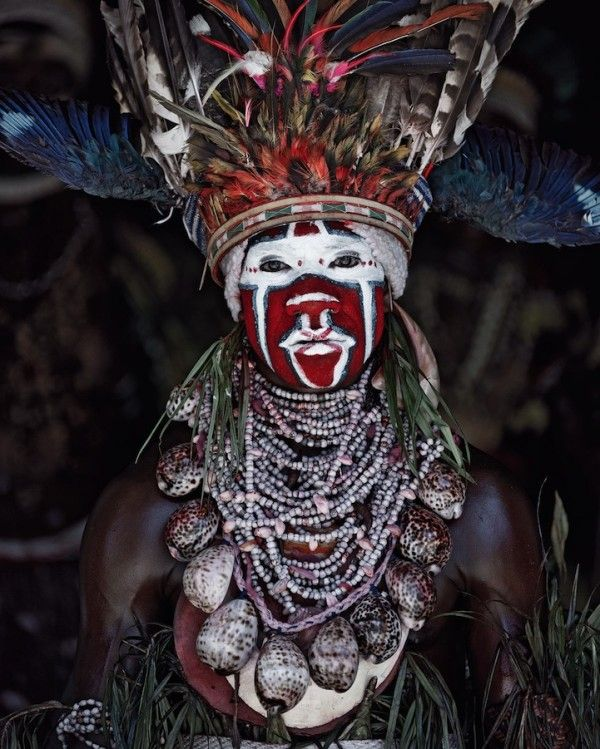 Impressive Portraits Of Tribal Groups Before They Pass Away