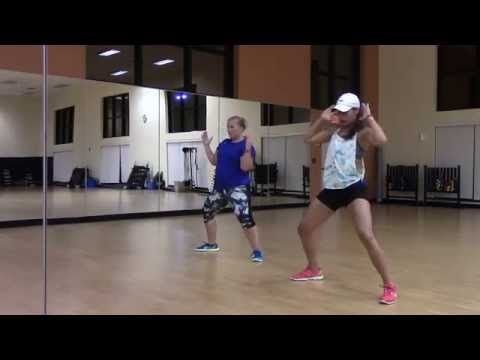 Luke Bryan That's My Kind of Night Zumba Routine - YouTube