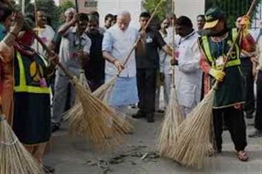 सरकार ने स्वच्छ भारत के विज्ञापन पर खर्चे 94 करोड़