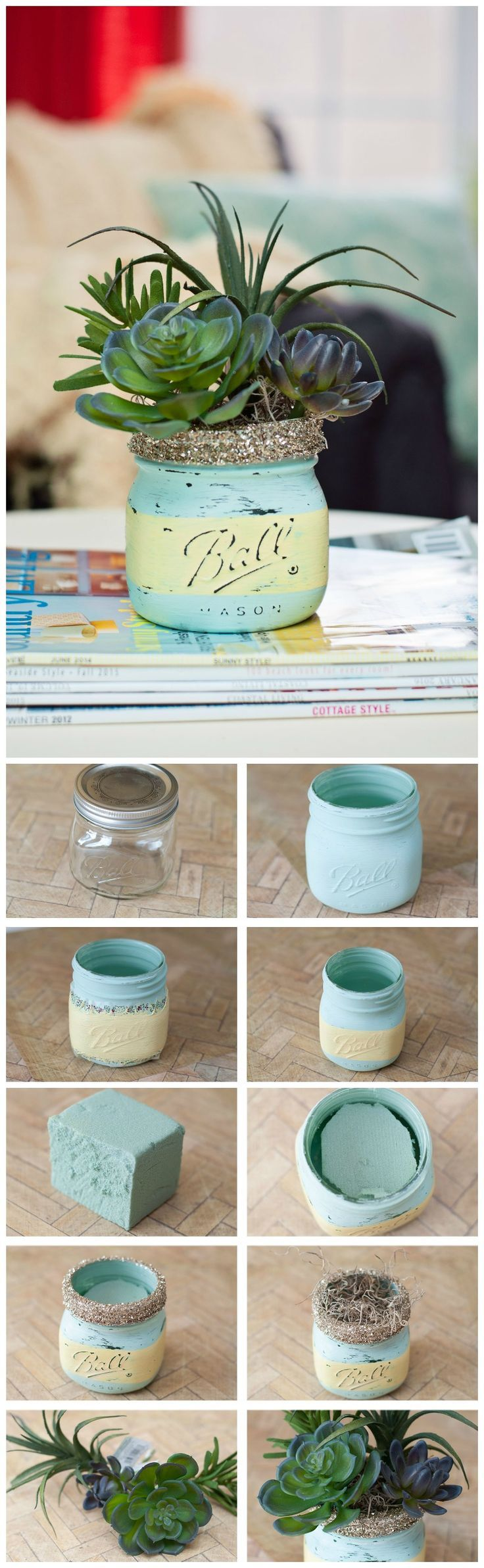 best containers images on pinterest mason jars decorated jars