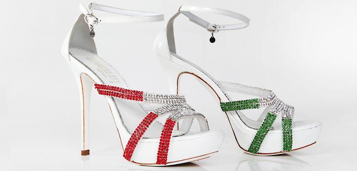 Loriblu celebra l'Italia con la speciale scarpa tricolore - Goodlovers