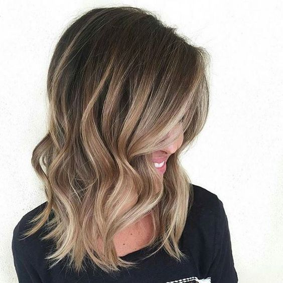 Medium Length Hairstyles Beauteous 455 Best Shoulder Length Hair Images On Pinterest  Hair Cut Hair