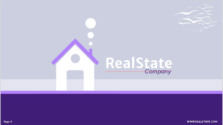 Real estate is a free PowerPoint presentation template, modern and elegant, designed to support business related to the real-estate market. It can complement your website but it also can be used to present a particular property. #google #free #presentation #templates