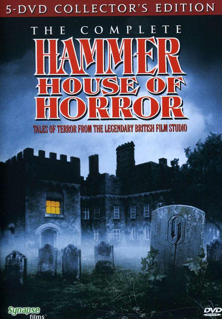 The Hammer House of Horror, 1980 (Irlanda) - ♥ Série de terror que explora temas como bruxaria, vodu, canibalismo, loucura, casas amaldiçoadas, seitas satânicas, fantasmas, lobisomens, zumbis, assassinos psicopatas, crianças malignas e todo tipo de elementos sobrenaturais. Tem uma trilha sonora magnífica! ♥