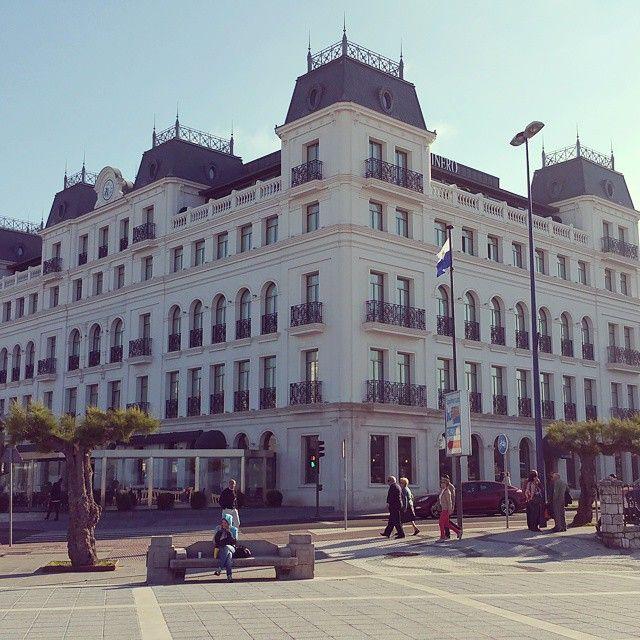 Gran Hotel Sardinero #Santander