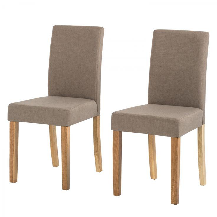 Mais de 1000 ideias sobre chaise capitonn e no pinterest - Chaise grise tissu ...