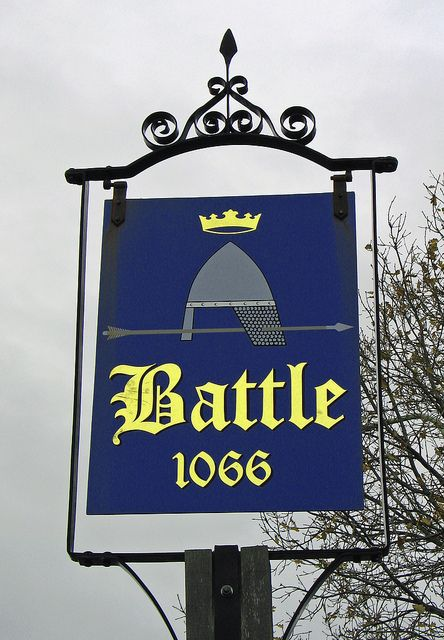 Battle, East Sussex, England // Battle is the site of the Battle of Hastings, where the Duke of Normandy defeated King Harold II to become William I in 1066.