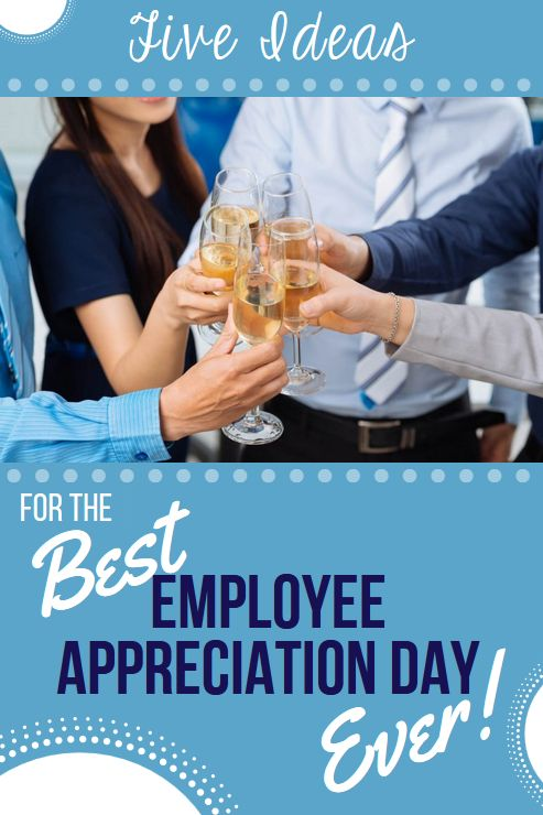 March 2 is National Employee Appreciation Day. Check out these ideas for employee appreciation day and earn the title of Best Boss Ever! | from PaperDirect