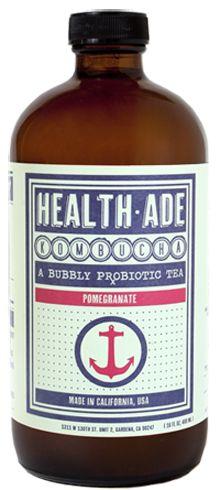 Health-Ade / Kombucha Brand