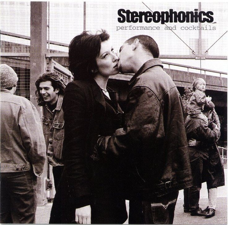Stereophonics' Performance and Cocktails