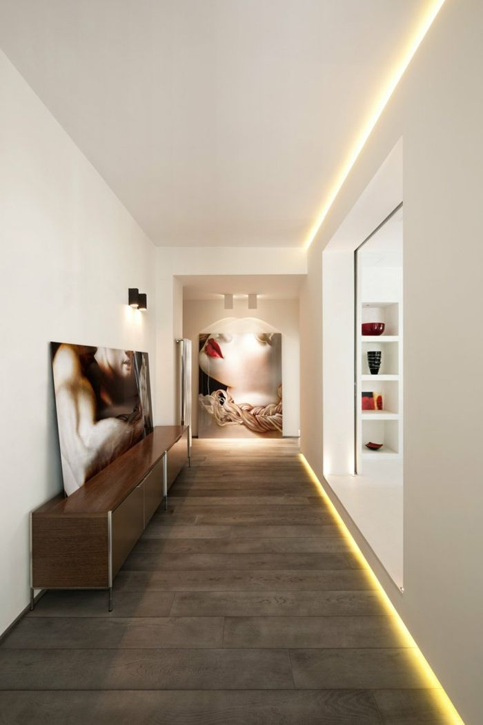 flur gestalten 66 einrichtungsideen f r den flur room pinterest flur gestalten flure. Black Bedroom Furniture Sets. Home Design Ideas