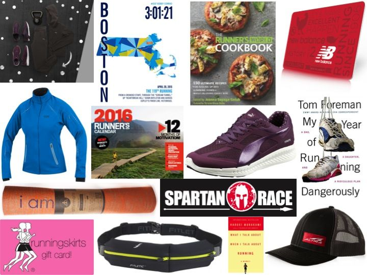 Enter Run, Karla, Run's 12 Days of Christmas Running Giveaway with prizes from New Balance, Puma, Runner's World, Spartan Race, RunningSkirts, Altra & more.