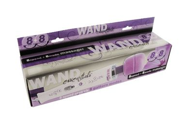 8 Speed 8 Function Wand - Purple - 110V Funtimes209