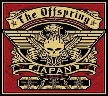 The Offspring - Japan Tour - 2008