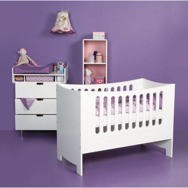 Babybett 60x120 weiss, 259,00 €