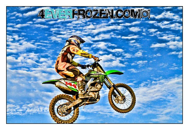 Motocross by https://www.facebook.com/pages/4-Ever-Frozen-Photography/293178947399001
