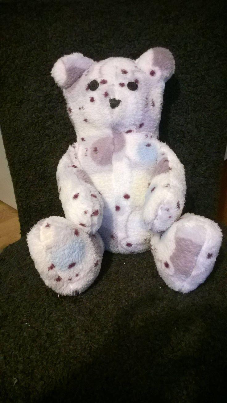 Pehmonalle, bear