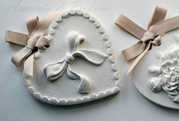 gessi profumati segnaposto matrimonio, by Armonia di profumi, 4,00 € su misshobby.com
